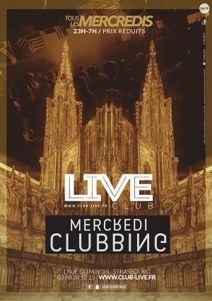 Mercredis Clubbing