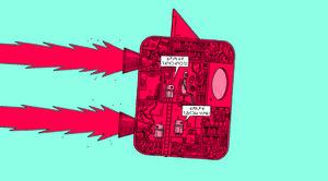 Robots et autres accidents de Tom Gauld