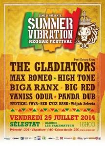 Festival Summer Vibration 2014