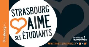 Strasbourg Aime ses Etudiants – Le programme de la rentrée 2014