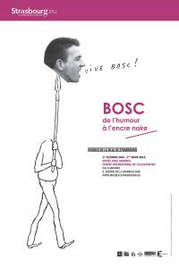 BOSC – DE L'HUMOUR À L'ENCRE NOIRE