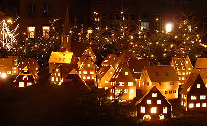 Calendrier des Marchés de Noël 2014 en Alsace