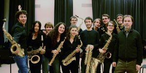 Festival Scène Locale 2015 : « Le Saxophone selon… »