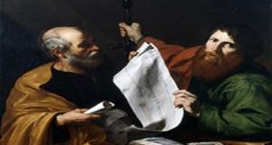 RIBERA A ROME - AUTOUT DU PREMIER APOSTALDO