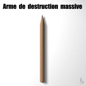 arme de destruct-alexandre roane