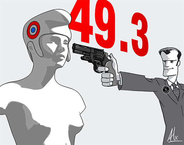 49.3 et democratie