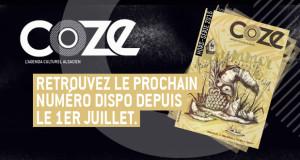 COZE Hors-Série – été 2015 EN LIGNE !