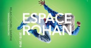Programme Saison 2015/16 de l'Espace Rohan (Saverne)