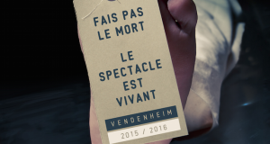 Programme Saison 2015/16 de l'Espace Culture de Vendenheim