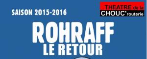 Programme Saison 2015/16 du Théâtre de la Choucrouterie