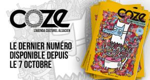 COZE #41 – Octobre 2015 –  En ligne !