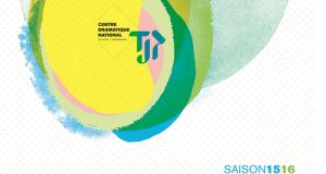 Programme Saison 2015/16 du TJP