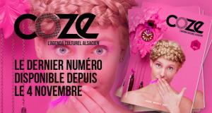 COZE #42 – Novembre 2015 – En ligne !