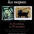 affiche - visuel exposition novembre 2015 - Jean-Claude  Klinger et Raymond-Emile Waydelich à La Galerie La Paix - Sélestat