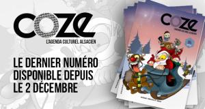 COZE #43 – Décembre 2015 – En ligne !