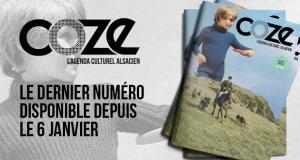 COZE #44 – Janvier 2016 – En ligne !