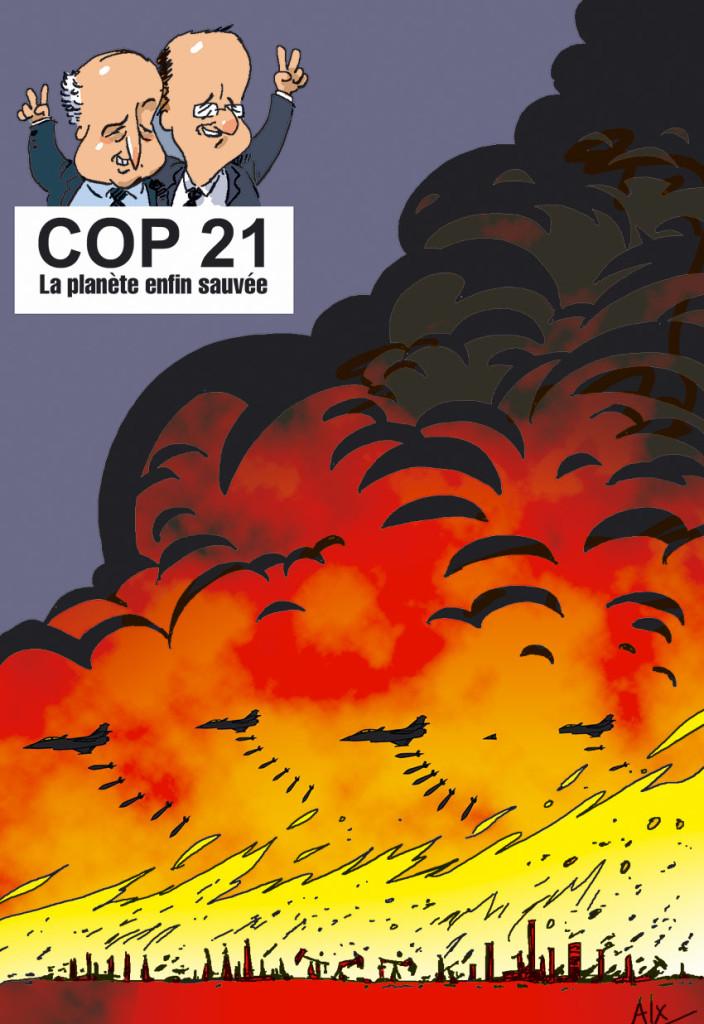 cop21 planete sauvee