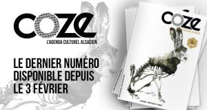 COZE #45 – Février 2016 – En ligne !