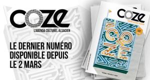 COZE #46 – Mars 2016 – En ligne!