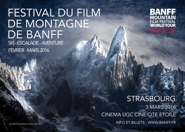Rencontres du cinema de montagne 2016