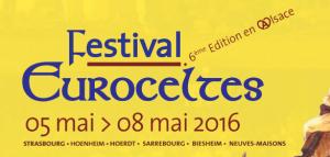 FESTIVAL EUROCELTES 2016