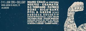 Festival Jardin du Michel – Du 3 au 5 juin 2016