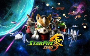 Le Jeu vidéo du mois : StarFox Zero