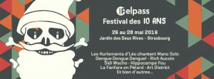 Festival les10 ans de Pelpass