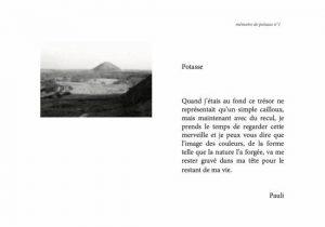 Comme l'or noir – Camille Aurière