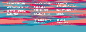 Longevity Festival – Du 23 au 24 juillet 2016 à Strasbourg
