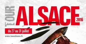 Le Tour Alsace Cycliste 2016 – Du 27 au 31 juillet.