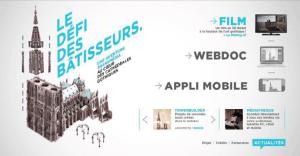 Le cinéma Vox propose de faire (re)découvrir la cathédrale de Strasbourg avec le film ''Le Défi des Bâtisseurs''