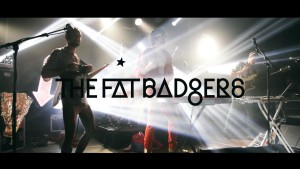 Vidéo : THE FAT BADGERS – You love me and you leave me – LIVE