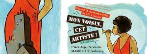 Mon Voisin Cet Artiste – Venez écouter la musique de vos voisins !