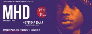 SYSTEMA SOLAR et MHD à la 87ème édition du CORSO FLEURI