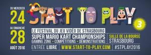 Le festival Start To Play Fait son Cinéma