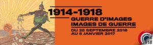 1914 – 1918 : Guerre d'images – Images de guerre