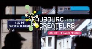 Faubourg des createurs