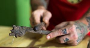 OranGutan Tattoo Studio, Kota Kinabalu - Borneo