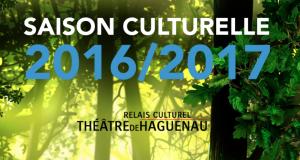 Programme Saison 2016:17 du Theatre de Haguenau