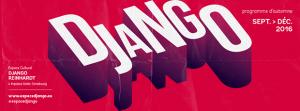 Programme Saison 2016/17 de l'Espace Django Reinhardt