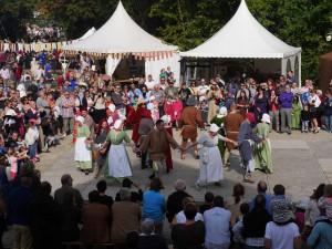 Les Médiévales d'Eschau 2016