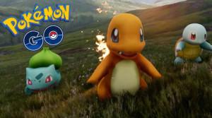 Le jeu du mois : Pokémon Go