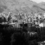 Téhéran, une ville au pied des montagnes