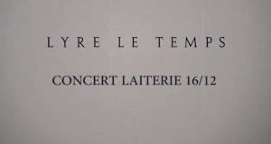 Lyre Le Tour - La Laiterie