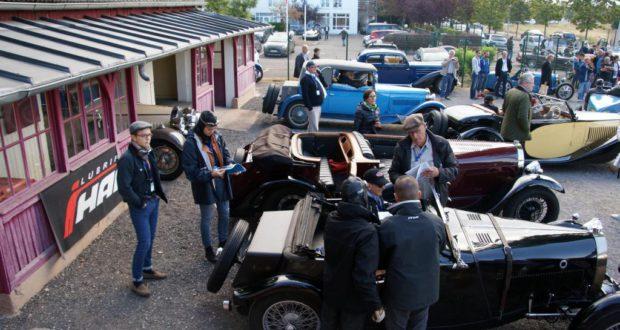 Du 15 au 17 septembre, la ville de Molsheim accueille la 34ème édition du Festival Bugatti.