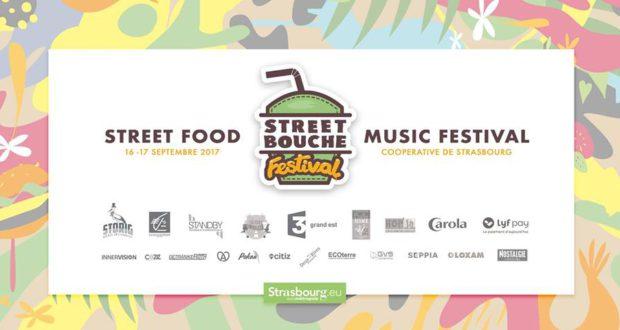 Le Street Bouche Festival, est de retour à Strasbourg les 16 et 17 septembre 2017.