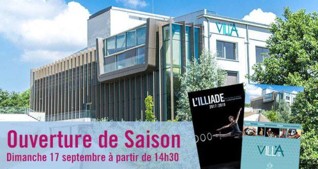 Afin de débuter la nouvelle saison des deux structures, l'Illiade et la Vill'A, les deux entités ont réuni leurs forces pour une ouverture de saison commune, le dimanche 17 septembre à partir de 14h30 à la Vill'A.
