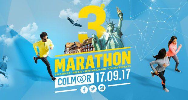 La rentrée commence tout juste, mais Colmar se met déjà à courir avec le marathon le 17 septembre et la Colore Moi le 1er octobre.