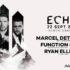 Avis à tous les amateurs de musique électronique, le collectif ECHO a concocté une soirée spécialement pour vous, avec Marcel Dettmann, Function et Ryan Elliott, le vendredi 22 septembre à la Laiterie.
